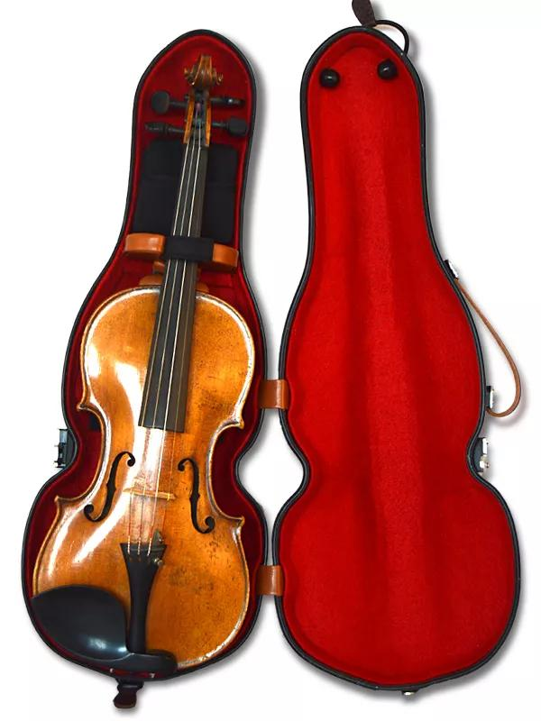 Violin Case - Trinity Travel Set Model 2 inside