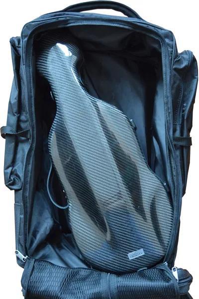 Violin Case - Trinity Travel Set Model 2