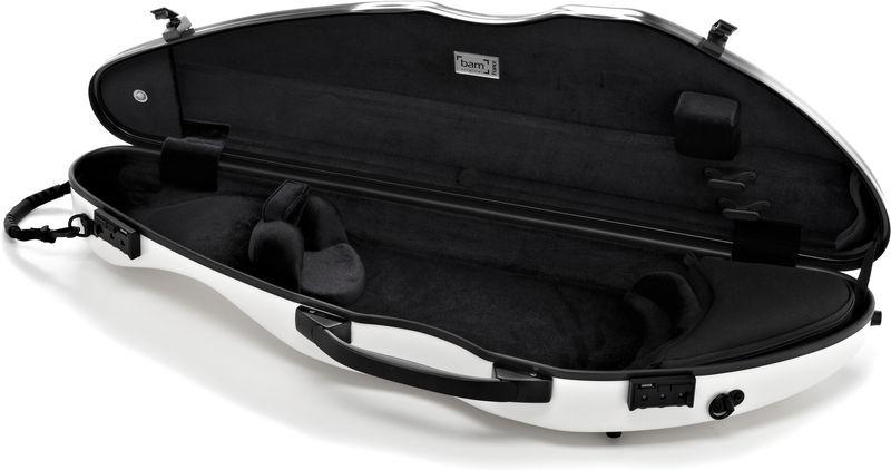 Violin Case - bam 2000XLW inside