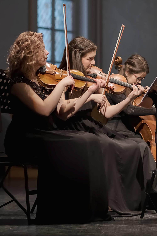Violin Posture - Sitting Position