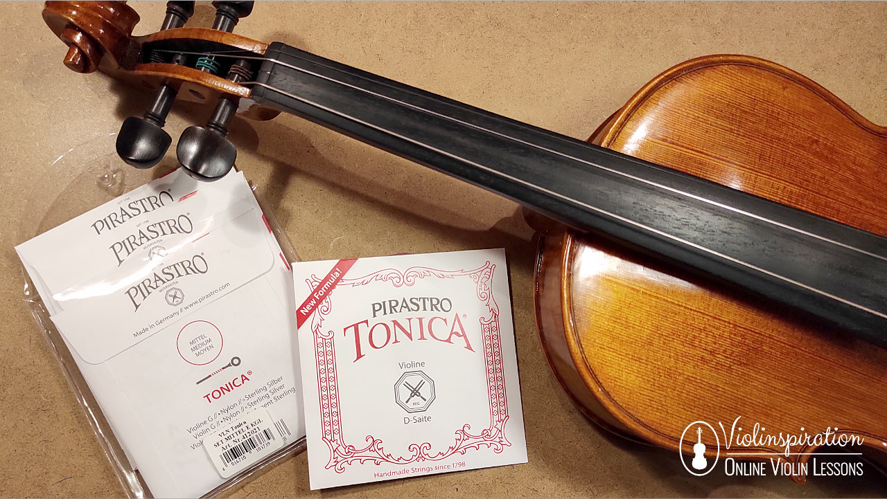 Violin Scratchy Sound - Strings
