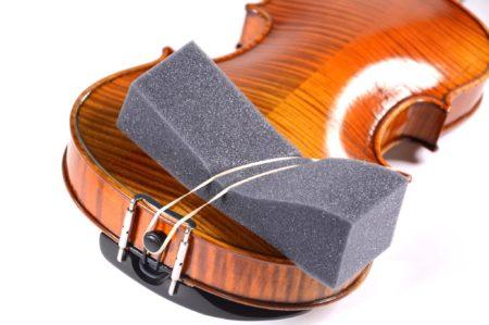 Violin Shoulder Rest - Players Economy Foam Violin Shoulder Pad