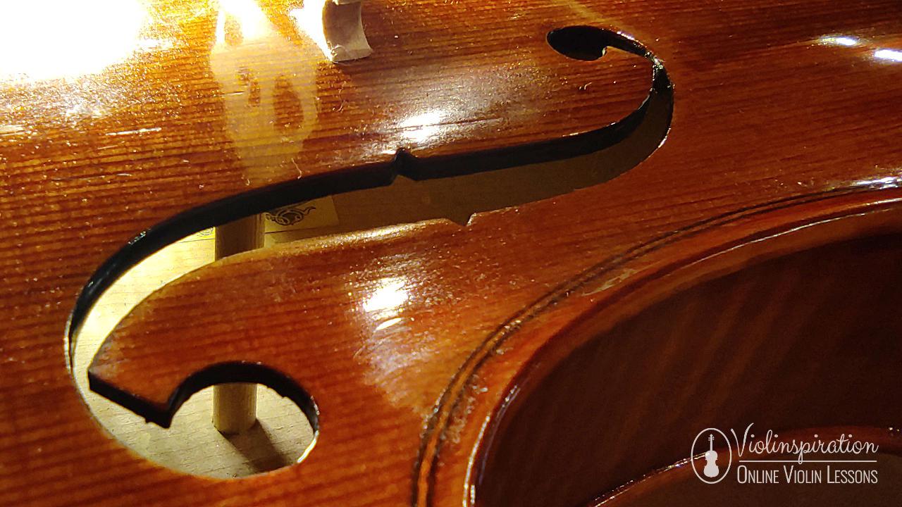 Violin Soundpost