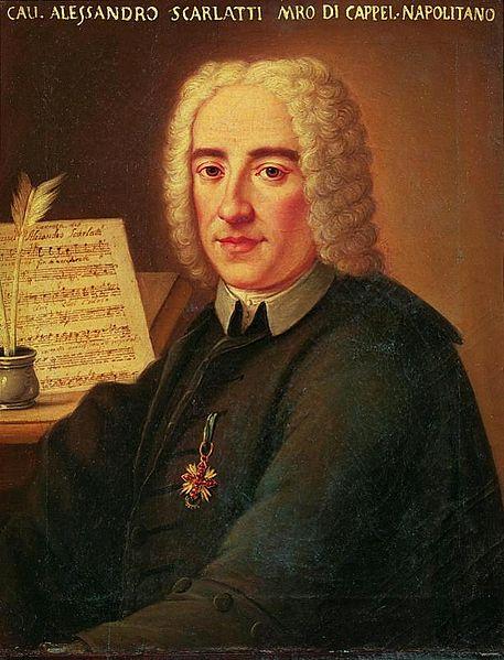 baroque period composers - Alessandro Scarlatti