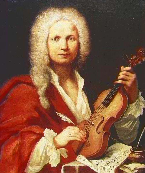 baroque period composers - Antonio Vivaldi