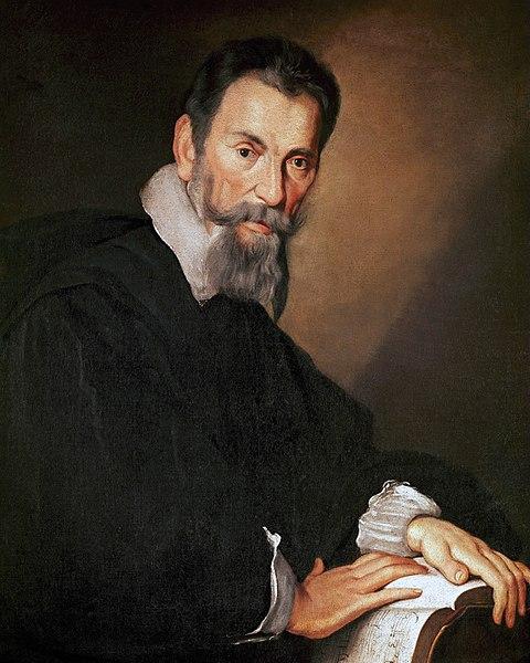 baroque period composers - Bernardo Strozzi - Claudio Monteverdi (c.1630)