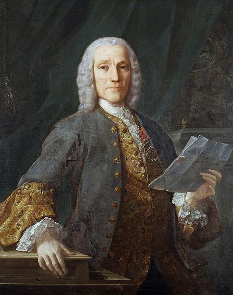 baroque period composers - Domingo Antonio Velasco - Domenico Scarlatti