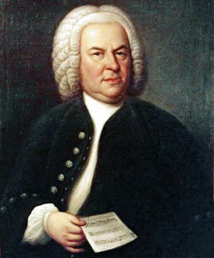 baroque period composers - Elias Gottlob Haussmann - Johann Sebastian Bach