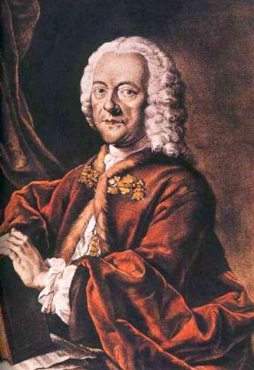 baroque period composers - Valentin Daniel Preisler - Georg Philipp Telemann