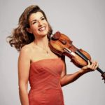 inspirational quotes by musicians - Anne Sophie Mutter by Bastian Achard