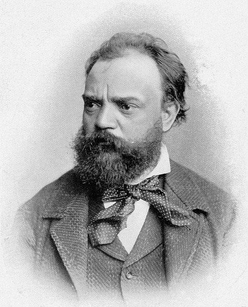 romantic period composers - Antonín Dvořák
