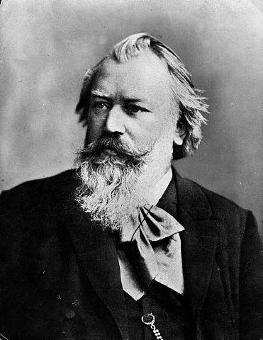 romantic period composers - Johannes Brahms