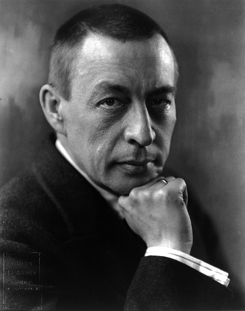 romantic period composers - Sergei Rachmaninoff by Kubey-Rembrandt Studios