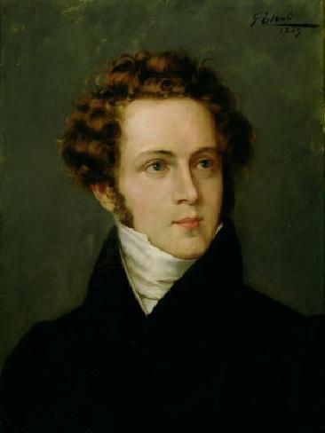 romantic period composers - Vincenzo Bellini by Giuseppe Tivoli