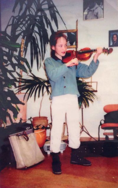 young violinist kid violin